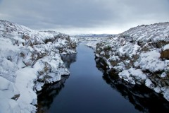 Silfra - a dive between the Continents